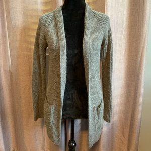 Ellen Tracy wool blend sweater cardigan